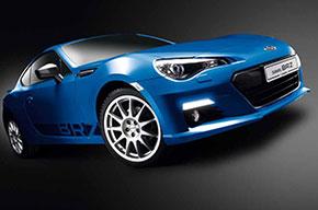 Subaru BRZ аксессуары
