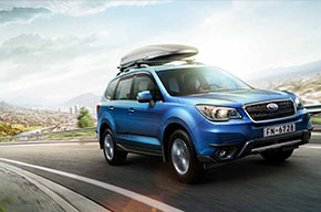 Subaru Forester 14MY